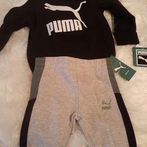 Puma sweatsuit